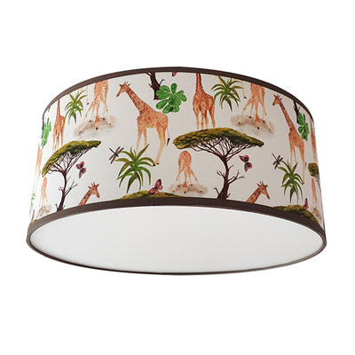 Plafondlamp giraf