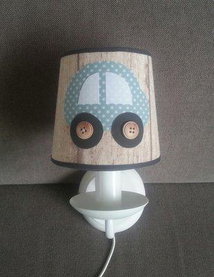 Wandlampje Brroem