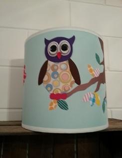 Hippe Hanglamp Uil & Bird