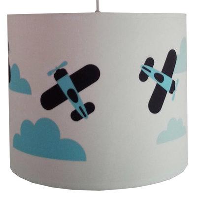Hanglamp Wolken en Vliegtuigen