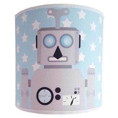 Wandlamp Robot