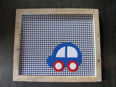 Prikbord auto