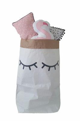 Paperbag Slapende Ogen