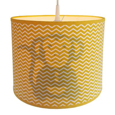 Hanglamp silhouet Aapje zigzag