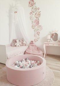 Ballenbadje roze