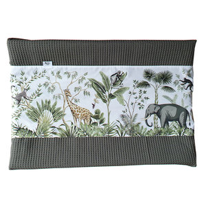 Aankleedhoes jungle monkeys giraf