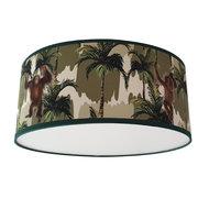 Plafondlamp Jungle Aapjes