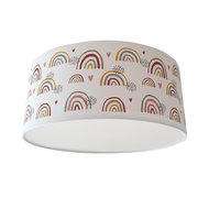 Plafondlamp Regenboog Custom Made