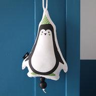 Muziekhanger feestbeesten Pinguin groen