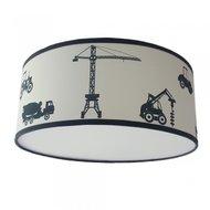 Plafondlamp constructie voertuigen
